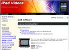 Thumbnail Ipad Video Site