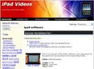Ipad Video Site