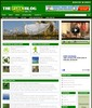 Thumbnail Green Living Plr Niche  Blog (Wp 3.x.x)