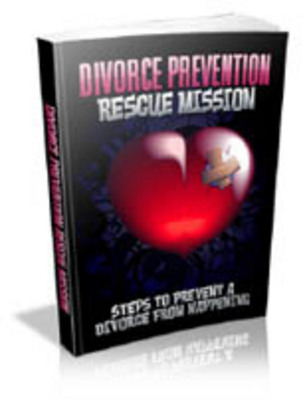Product picture Divorce Prevention Mission