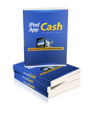 Product picture iPad App, Make Money With Ipad Apps