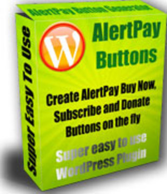 Product picture AlertPay Buttons Plugin